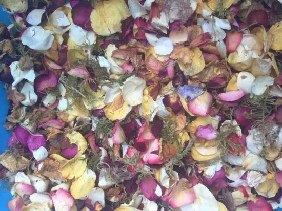 Dried Rose/Flower Petals
