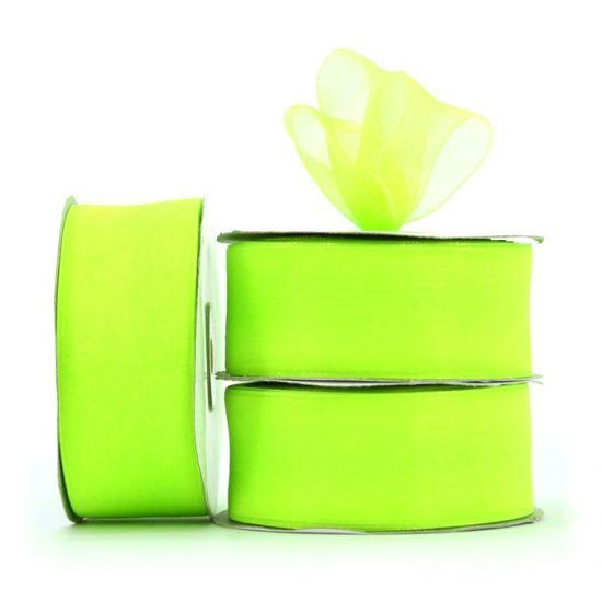 Organza Ribbon Roll - Mint